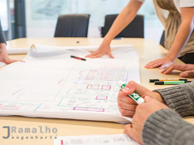 JRamalho Coordenação de Projetos